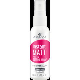 Fixierspray instant matt make-up setting spray
