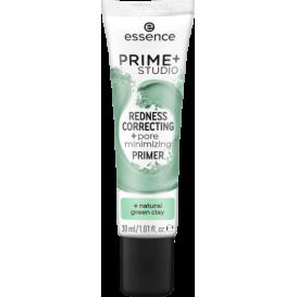 Make-up Basis prime+ studio redness correcting + pore minimizing primer