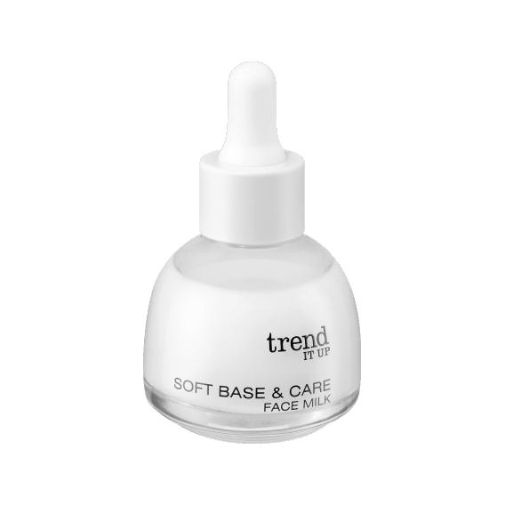 Basis Soft Base & Care Face Milk transparent