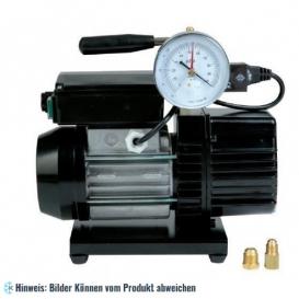 Vakuumpumpe mit Magnetventil und Vakuummeter WIGAM RS3DE/V