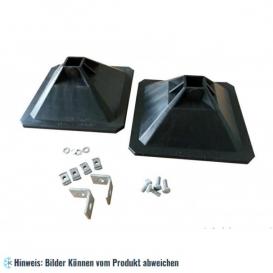 H Rahmenkit 305 mm inkl. Füße, Halterungen und inkl. Füße und Befestigungssätze (ohne Traverse)