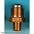 Fittings für Vakuumpumpen P2-DIP-MV-RS Verbinder 3/8SAE x 1/4NPT WIGAM U1-6B (48F6)