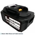 Wiederaufladbarer Akku für 2-stufige kabellose Vakuumpumpe Mastercool 90058-A, 90058-E