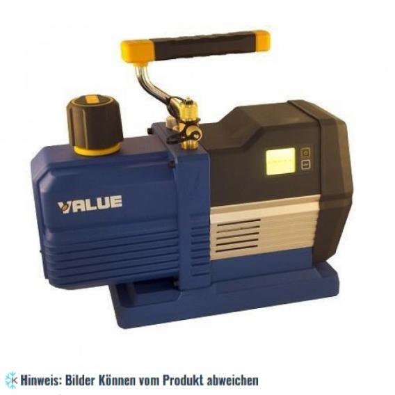 2-stufige Vakuumpumpe VRP-8DI, 227 l/min, Smart Control, Vakuumanzeige, automatisches Steuerventil (Magnetventilfunktion) für R3